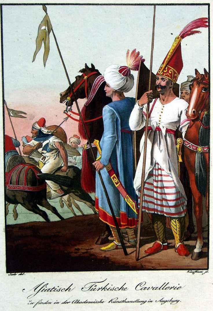 200 best ottoman empire images on pinterest ottoman empire asiatic turkish cavalry characteristic representation of the principal european military men or augsburger bilder 1802 fandeluxe Choice Image