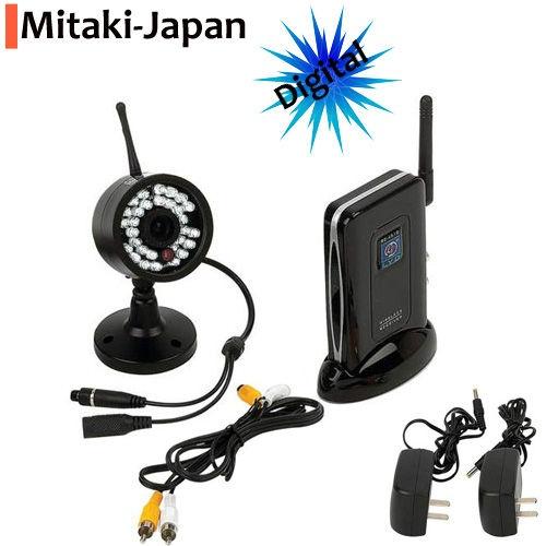 MITAKI-JAPAN WIRELESS SECURITY SYSTEM