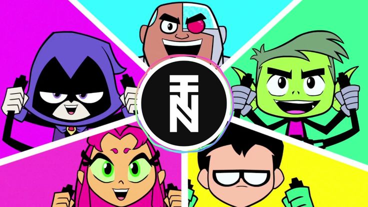 Teen Titans (Trap Remix)     MEU FAVORITO!!!