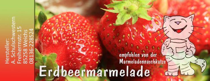 Die Erdbeeren, die das Zeug zu Klostermarmelade haben, sehen genauso frisch aus wie auf den schönsten Erdbeerfotos. Warum? Sie waren vor kurzem noch da, wo sie gewachsen sind und sind nicht Hundert…