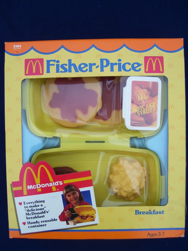10 best images about very vtg kitchen mcdonald 39 s on - Cuisine bilingue fisher price ...
