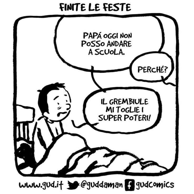 vignetta feste finite