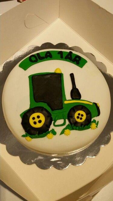 Traktor kake