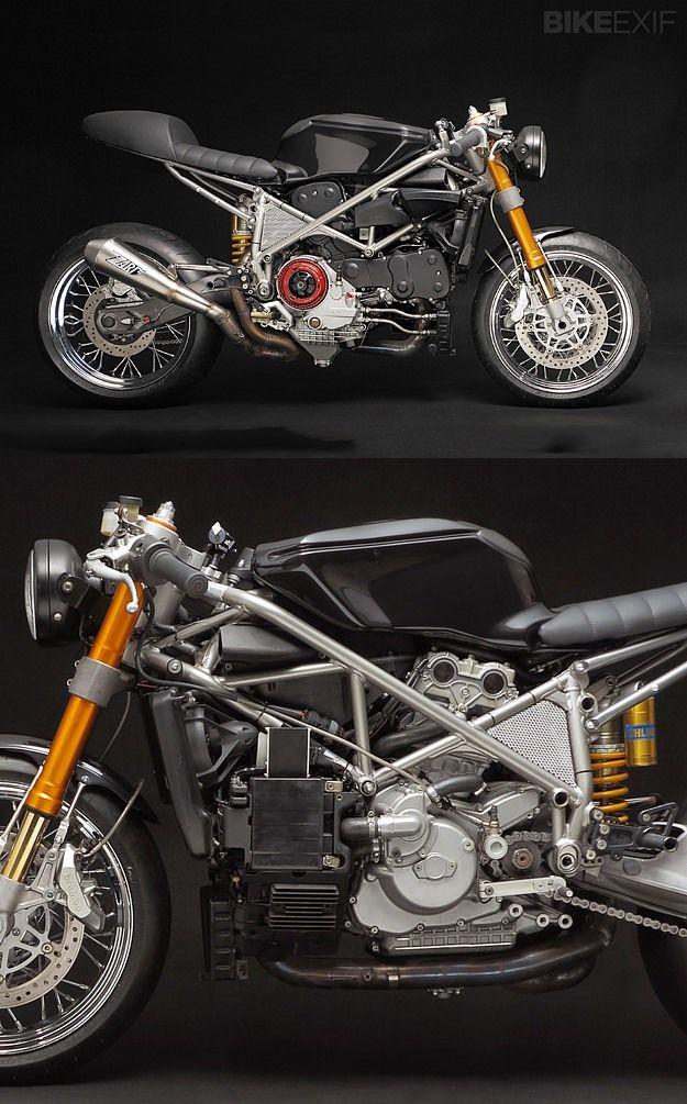 Ducati 999S 'Testastretta' by Venier Customs