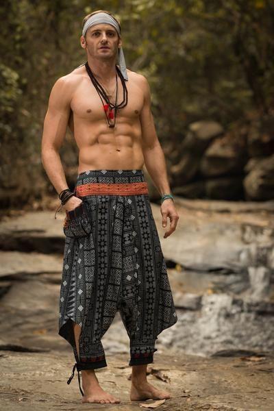 Men's Harem Pants ~ 10% discount - use code: sghs