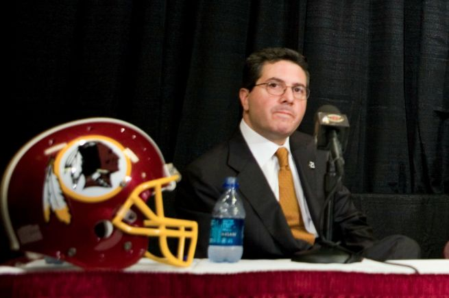 Redskins respond to US Patent Office siding with Obama, Reid in trademark ruling