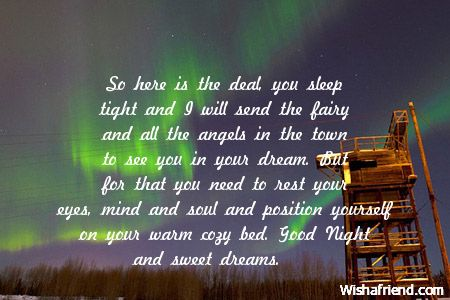 Good Night Fairies | and wish yourself a very Good Night with happy dreams. Sleep tight ...