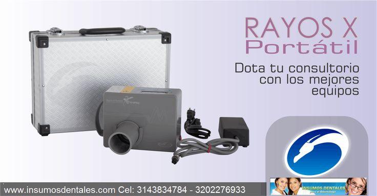 Rayos X Portatil Un Sistema de alta frecuencia, que permite que la unidad de rayos x proporcione una salida constante de radiación, reduciendo la dosis a la piel que recibe el paciente y brindando mayor seguridad al operador. www.insumosdentales.com Cel: 3143834784 - 3202276933 WhatsApp: +573143834784 Bogotá-Colombia, Facebook: https://www.facebook.com/insumos.dentales.colombia.oficial #odontologia #odontologo #odontologa #odontologos #odontologocolombiano #odontolosgoscolombianos #draco
