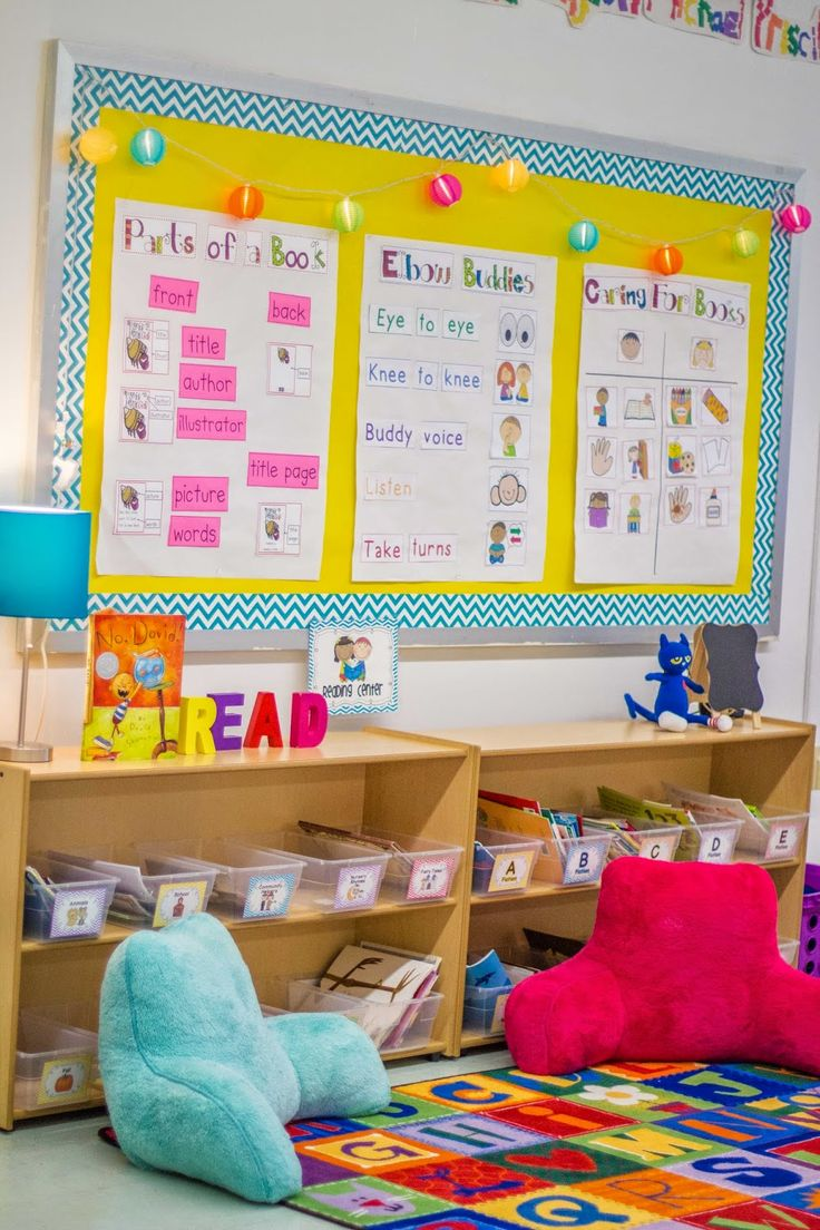 Pre Nursery Classroom Decoration : Best preschool set up organization decorating