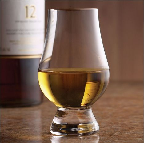 The Glencairn Whiskey Glass | 21 Amazing Gifts For All Whiskey Lovers