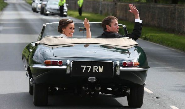 Meghan Markle, Prince Harry step out at Pippa Middleton's wedding reception | Latest News World
