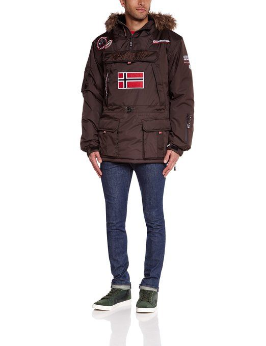 Geographical Norway Long Sleeve Jacket