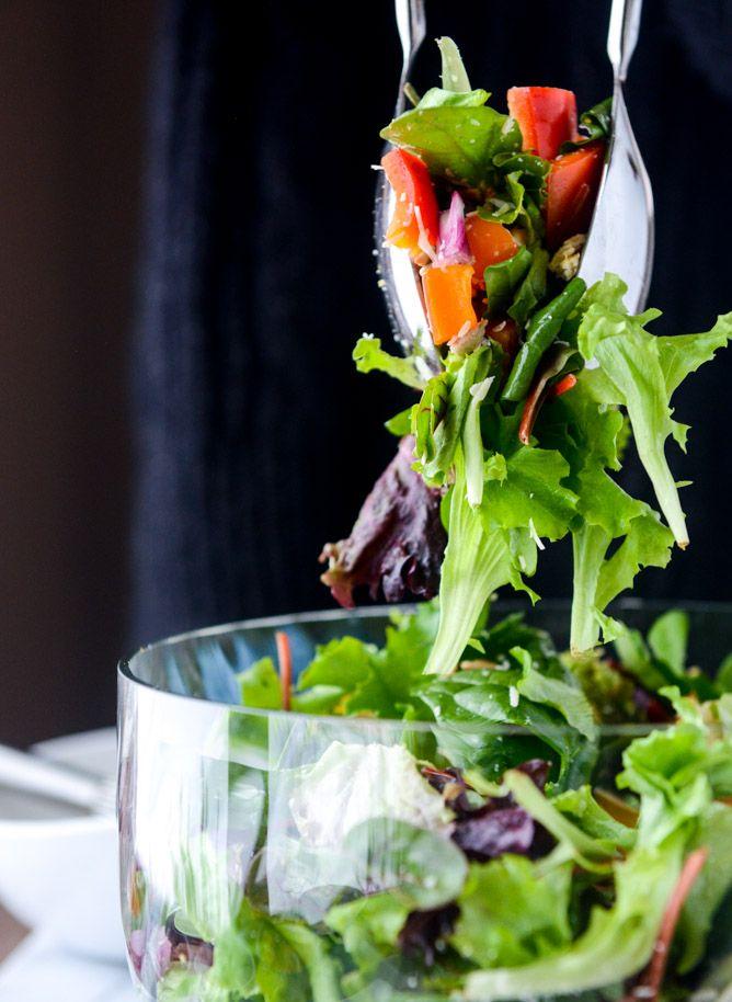 howsweeteats house salad I howsweeteats.com