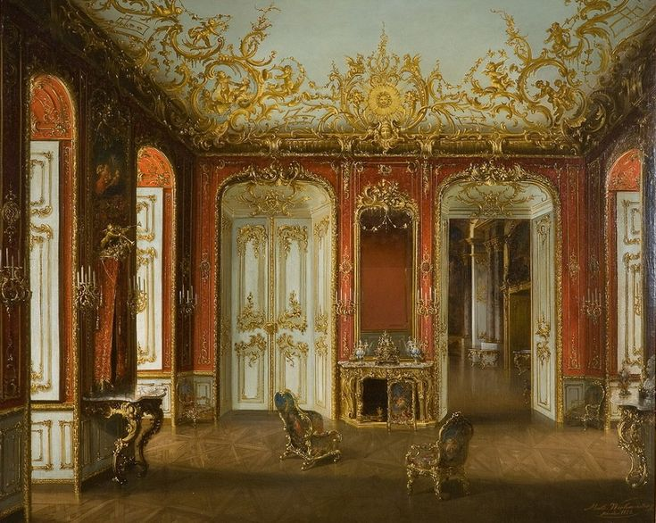 Google image result for for Baroque rococo architecture