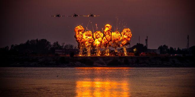 Aeronautic Show 2014 - Lacul Morii (POZE)