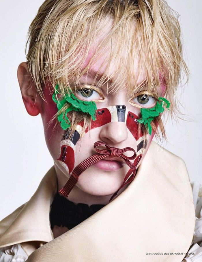 TUSH1601 Frances Coombe by Armin Morbach | Styling Ingo Nahrwold | Hair Stelli Uschi Rabe | Makeup Lyle XoX | Casting Roxane Dia