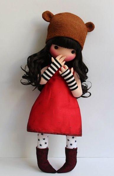 Gorjuss tipe doll                                                                                                                                                     More