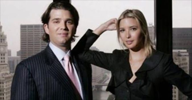 JUST IN: Ivanka Trump and Donald Jr. Officially Added to the Mueller Investigation