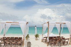 Inexpensive Beach Destination Weddings