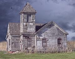 Abandoned Chapel