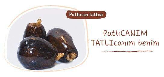 Patlican tatlısı  Eggplant
