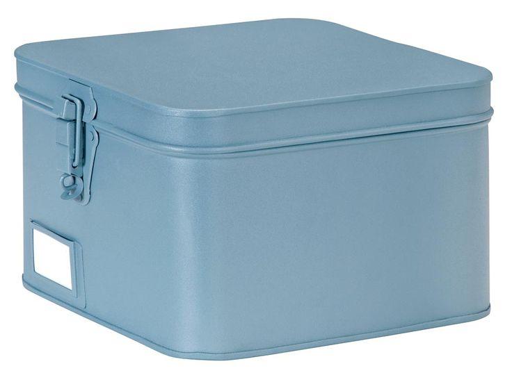 Box vierkant 101 #Leenbakker