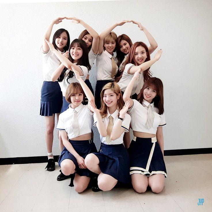 Nyeon quebrou o coração T^T
