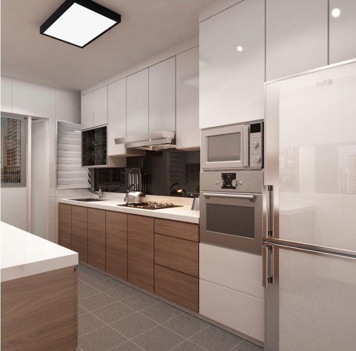 Interior Design Modern Kitchen: 33 Best 3 Room Flat Reno Ideas Images On Pinterest