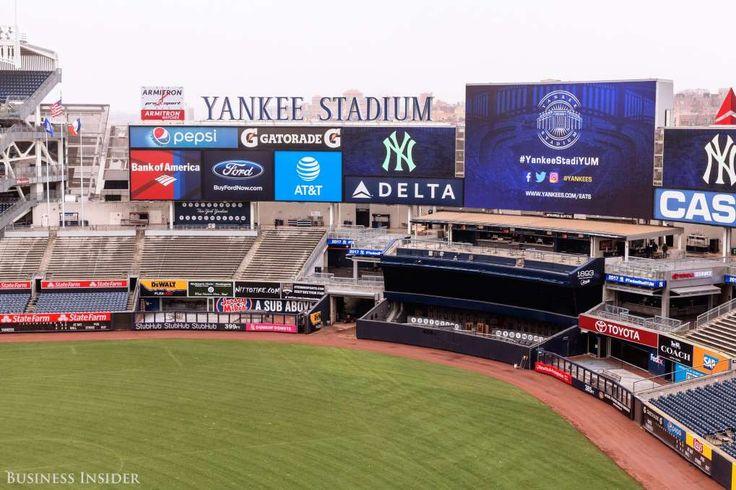 25 Best Ideas About Yankee Stadium Seating On Pinterest