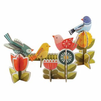 Pop Out Modern Birds $14.95 #sweetcreations #baby #kids #toddlers #games #puzzles #toys