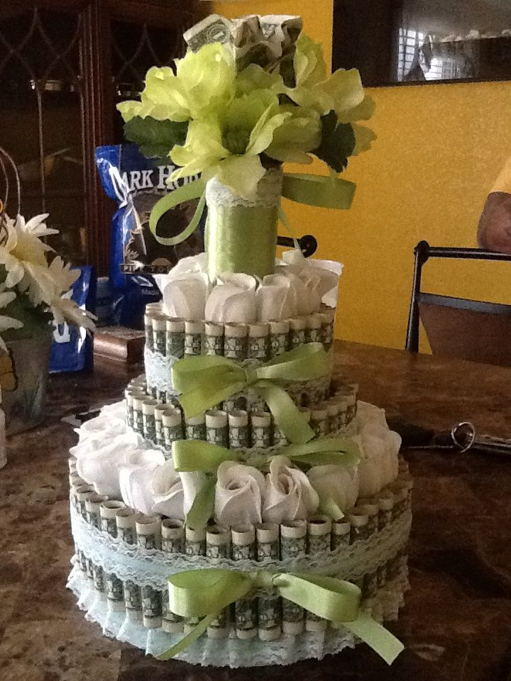 Wedding Money Cake Party Ideas Pinterest Wedding