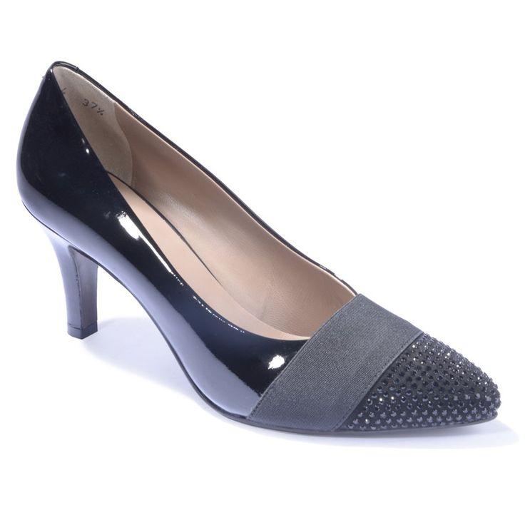 scarpa Melluso mod. pantofolina con tacco