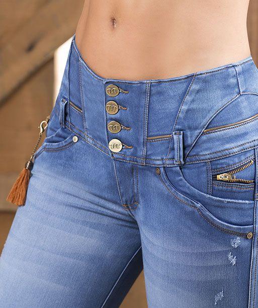 f39b5aad6f Jeans TyT - Jeans de moda TyT - Jeans TyT. Jeans de moda 100% colombianos  para dama.
