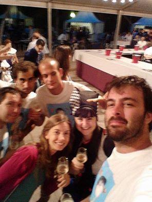 Copas de Sueños by Obergo, juventud y risas en el Somontano! Un Festival del Vino con 72.000 vinos vendidos!