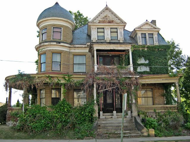 Discovering Historic Pittsburgh Waynesburg Pa Abandoned Houses Architecture Details Old Houses