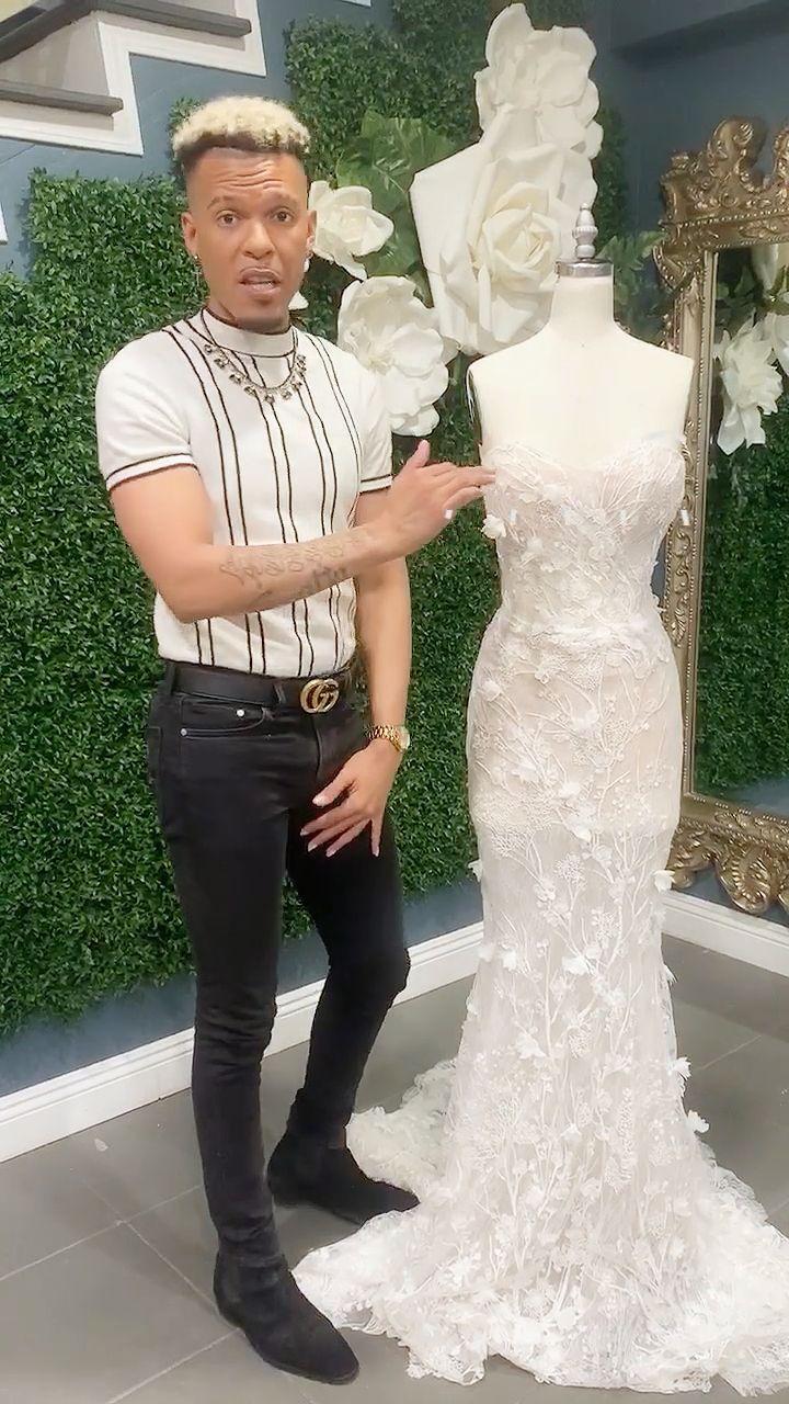 Best Wedding Gown Shape For A Petite Bride Video Petite Wedding Dress Petite Bride Wedding Gown Shape [ 1280 x 720 Pixel ]