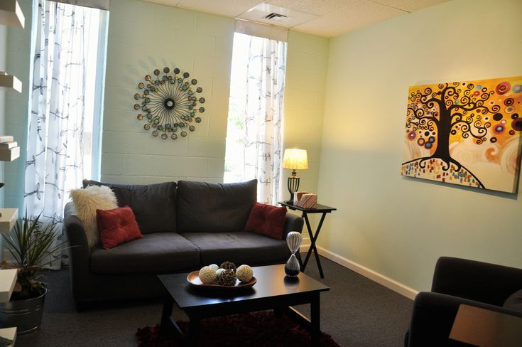 Therapist Office www.tlc-counseling.com