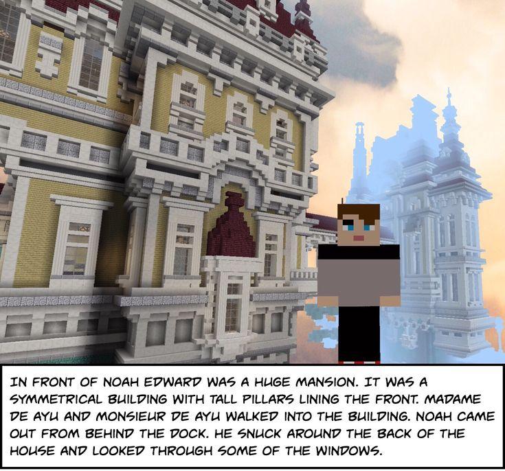The Noah Edward Book Series in Minecraft #NoahEdwardbooksMinecraft #NoahEdwardbooks #Minecraft #NoahEdward