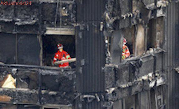 Grenfell Tower: Brytyjskie media oskarżają lokalne władze o oszczędzanie na elewacji