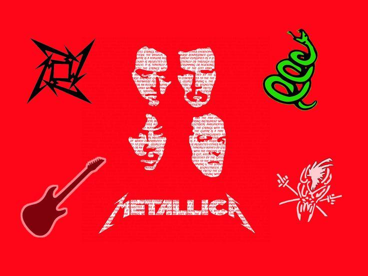 The Metallica symbols