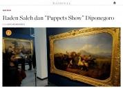 "Celebrating 60years of Indonesia-Germany close relationship.. ""Raden Saleh"" theme art show.."