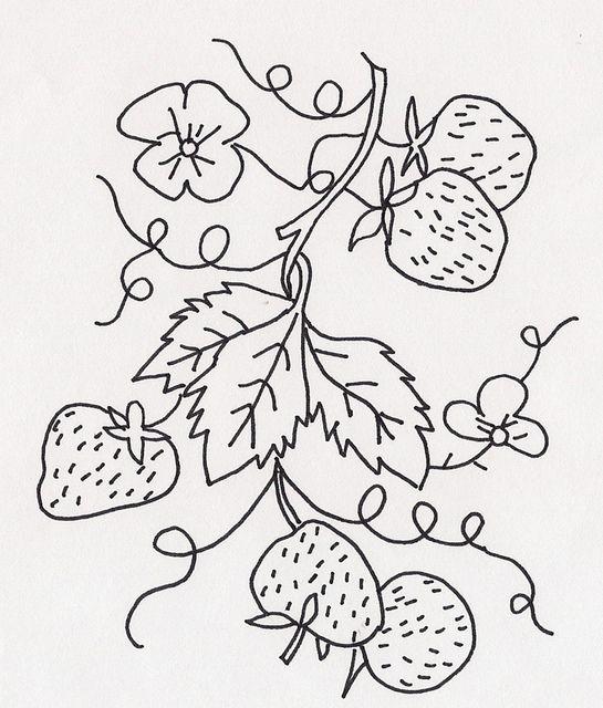 Strawberries on Vine | Flickr - Photo Sharing!
