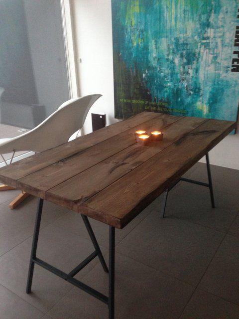 Her er det bord jeg vil bygge!