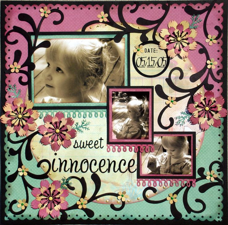 Sweet Innocence - Scrapbook.com