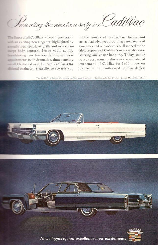40 best Vintage Cars - Ads images on Pinterest | Vintage ads ...