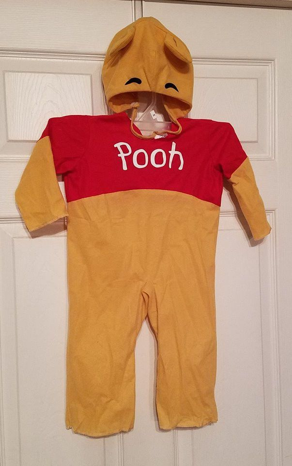 efe70e9e926a Winnie the Pooh Costume...so CUTE!! Child 12-18 Months! ADORABLE!!  fashion   clothing  shoes  accessories  costumesreenactmenttheater  costumes  ad  (ebay ...