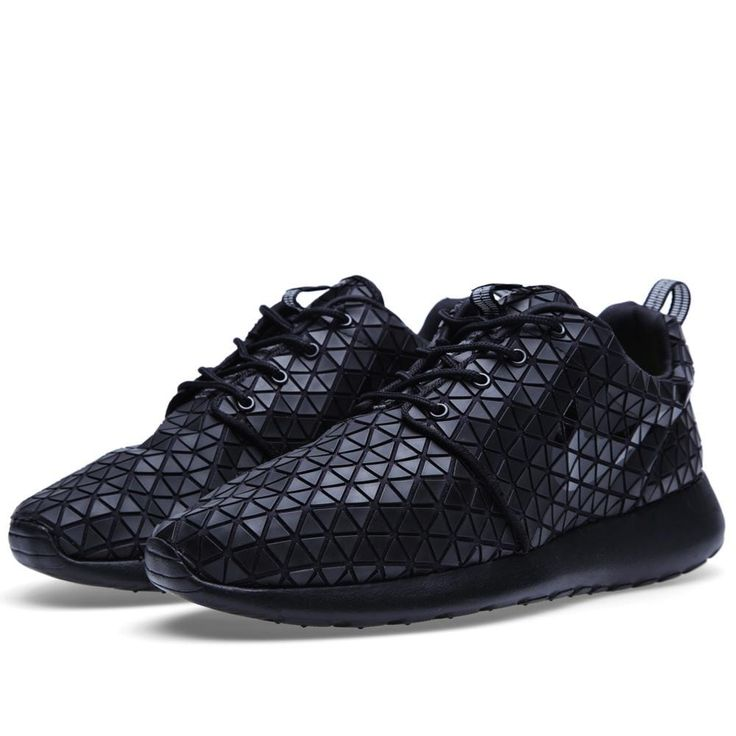 buy online a1f5f 501ba all black roshe runs womens
