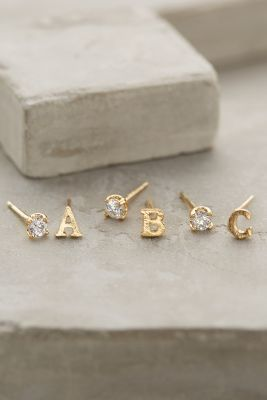 Anthropologie Letter & Stone Posts #anthrofave #anthropologie