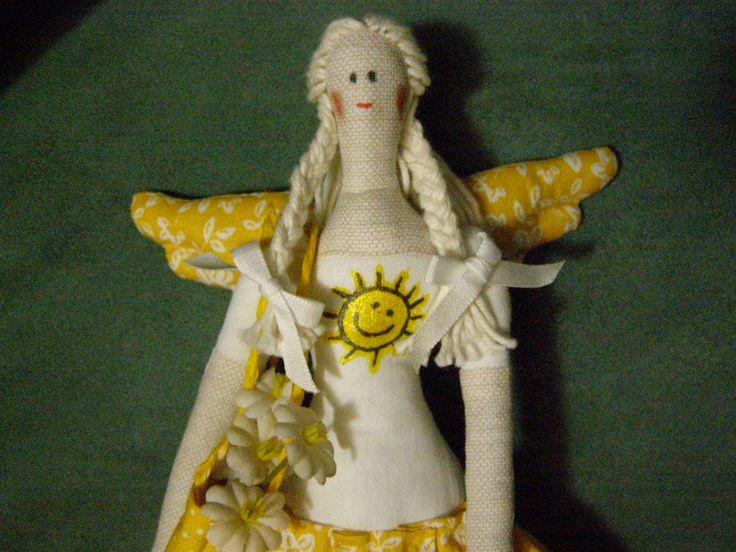 andělka pro Romču