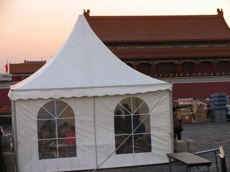 Tent Shelter | Carpa Pagoda | Carpa Recepción | Salón Tent | Paredes ABS